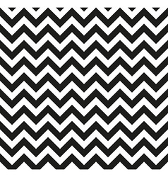 Chevron Zigzag monochrome vector