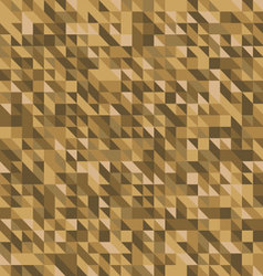 geometric abstract backgrounds brown palette vector image