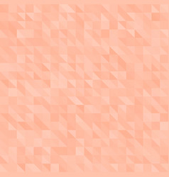 geometric pastel pink background vector image