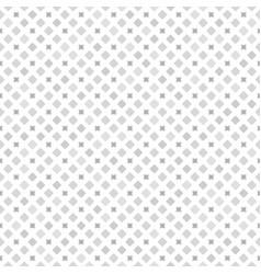 gray diamond pattern seamless vector image