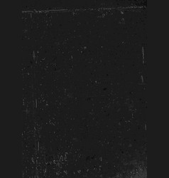 black grunge background blank aged red paper vector image