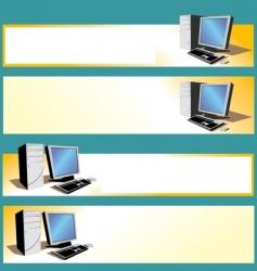 desktop vector image