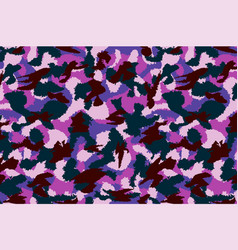 Rink style camouflage seamless pattern can be vector
