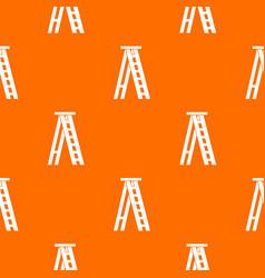 Stepladder pattern seamless vector