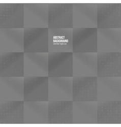 Abstract background Squares dark vector