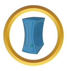 Game computer icon vector