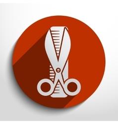Hair salon tools vector