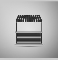Exhibition Stall Icon : Icon booth trade show vector images