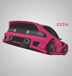 CRX vector