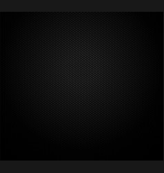 dark black geometric grid background design vector image