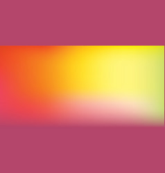 rainbow gradient mesh blurred background vector image