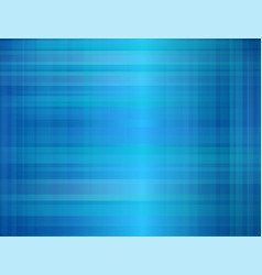 blue pattern of plaid for design and decorative vector image