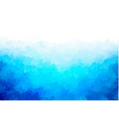 abstract blue watercolor background dotted vector image