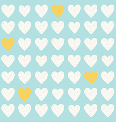 simple light blue seamless pattern with vector image