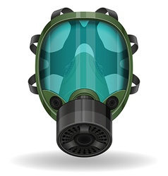 Gas mask 09 vector