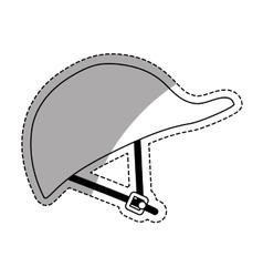 Construction helmet hardhat vector image
