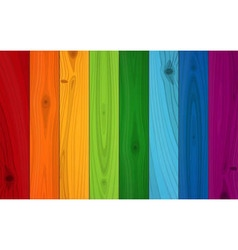Multicolored Boards Background vector