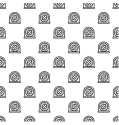 target stand pattern seamless vector image