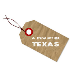A product of texas vector