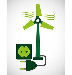 Energy power design vector