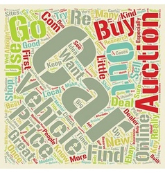 How To Find Used Cars At The Bargain Prices text vector