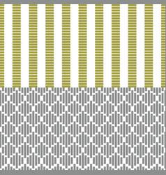 Japanese seamless pattern geometric texture vector