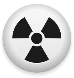 Nuclear Hazard Symbol vector image