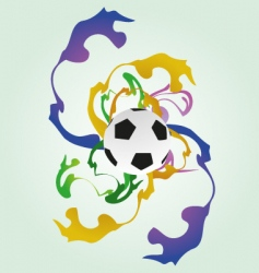 Spirit ball vector
