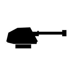 Railgun heavy weapon platform vector