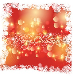 christmas background 1610 vector image