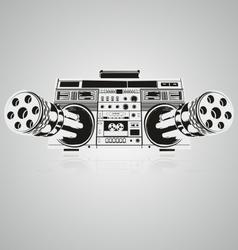 Gangster Sound vector