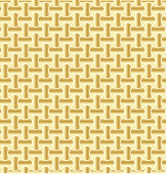 Gold background pattern vector