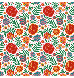 mexican background vector image