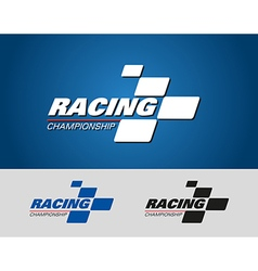Racing Champions logo vector image vector image