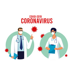 Covid19-19 virus outbreak spread novel coronavirus vector