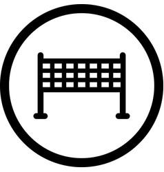 Net icon vector