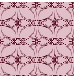 Religion seamless pattern Laurel wreath lace vector image