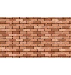 Bricks seamless texture vector image