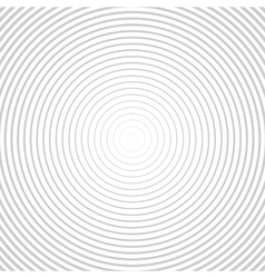 Circle Ring Hypnotic Background vector image