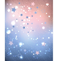 Rose Quartz and Serenity vector image vector image