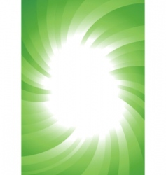 Vector abstract green background vector