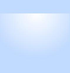 light blue gradient background vector image