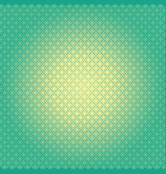 abstract color full shapes pattern on background vector image