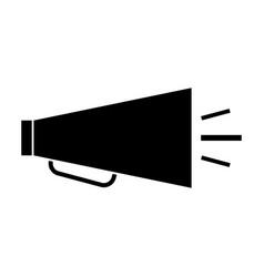 Retro loudspeaker vector