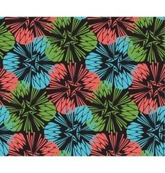 seamless pattern stylish texture endless vector image