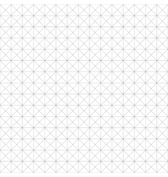 Abstract black white geometric mosaic background vector image vector image