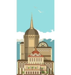 City Building vector image