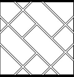 blank manga mockup diagonal template vector image