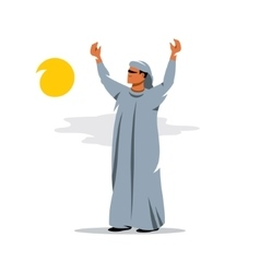 Arab Cartoon vector