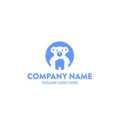 Bear logo-14 vector